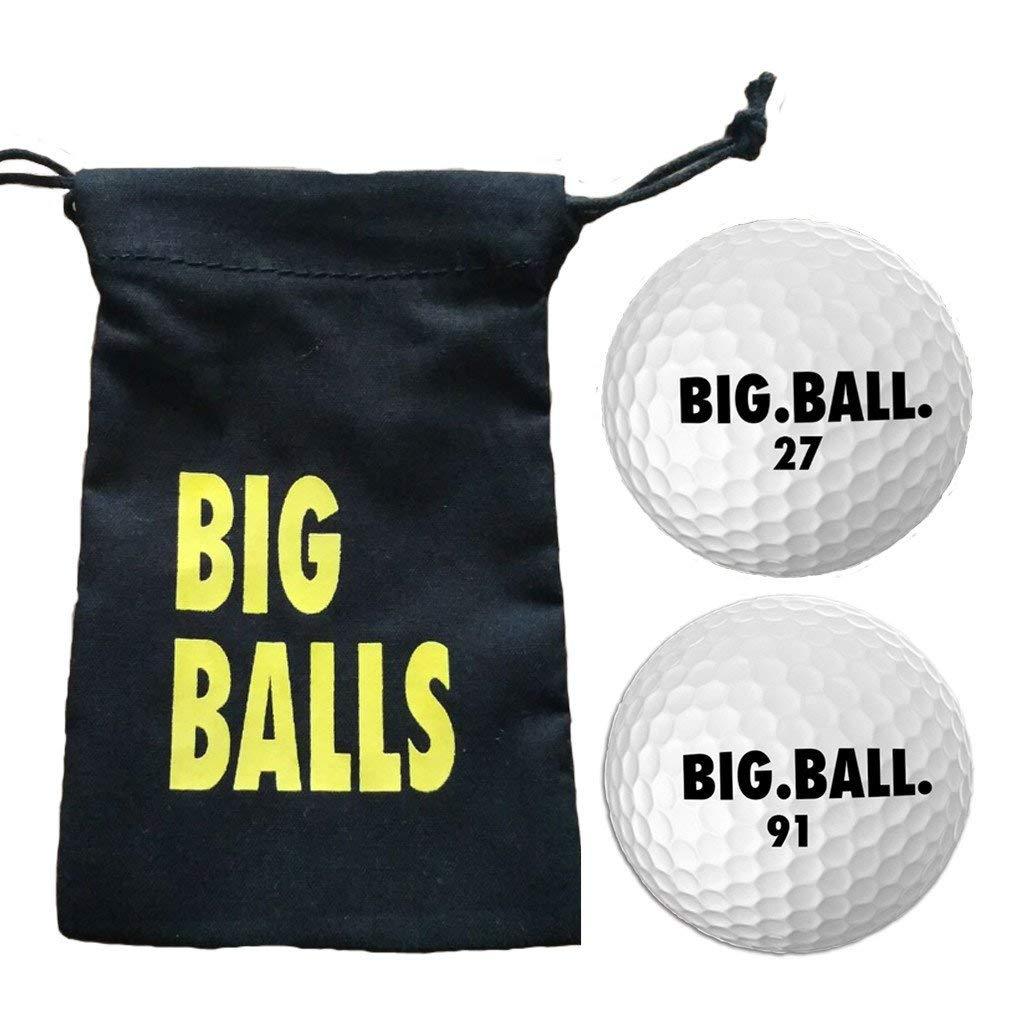 BIG BALLS Golf Training Aid for Putting by BIG BALLS