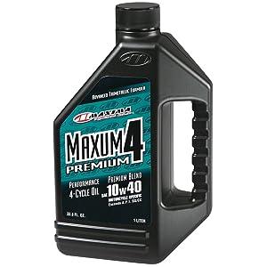 Maxima Premium 4 Motorcycle Engine Oil