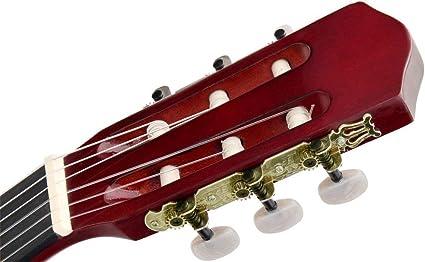 Guitarra española clásica Romanza mod VICTORIA 1/2 - Rockmusic ...