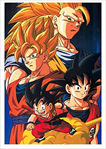 Calendrier Manga 2020.Anime Calendrier Mural 2020 12 Pages 20x30cm Dragonball