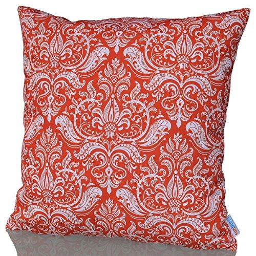 Sunburst Outdoor Living Orange White Decorative