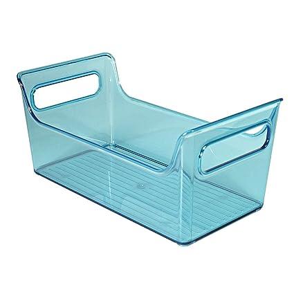 Amazon.com: InterDesign Portable Bath Caddy, Aqua: Home & Kitchen