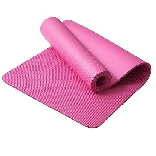 KODH 10mm Grueso Principiante Engrosamiento Estera de Yoga ...