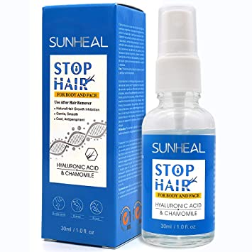 Amazon Com Hair Inhibitor Spray Hair Removal Spray Hair Stop