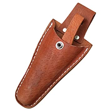 Leather Sheath Tool Holsters Gardening Pouch Belt Electrician Scissors Tool  Holsters  Compact Protective Leather Case. Leather Sheath Tool Holsters Gardening Pouch Belt Electrician