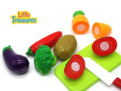 amazon com little treasures playfully delicious fresh fruit