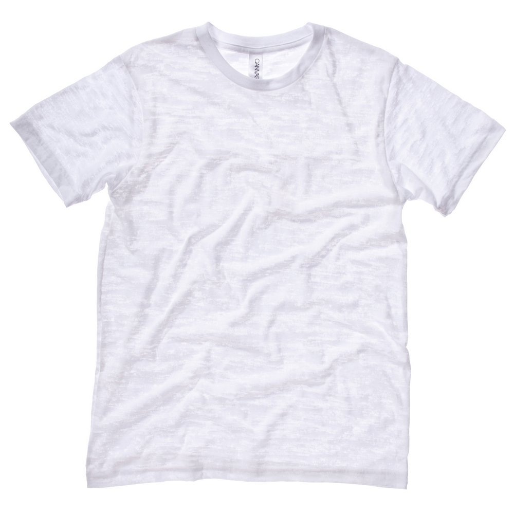 Bella+Canvas Burn-out t-shirt