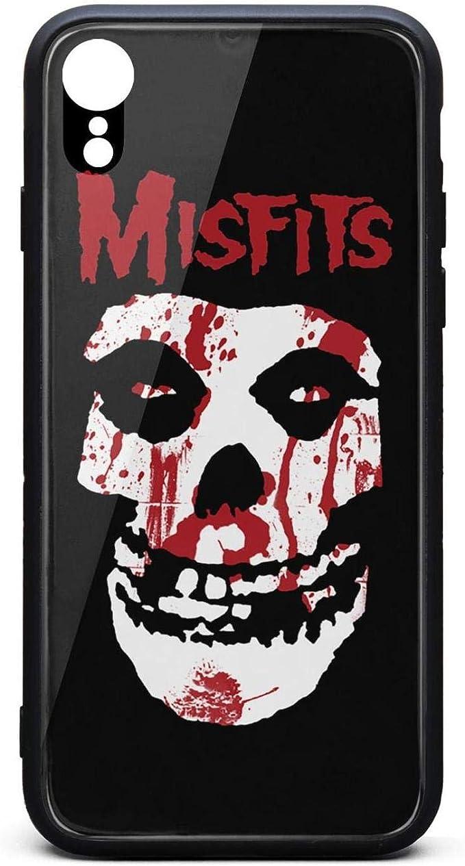 Amazon Iphone Xr ケース Misfits 壁紙 スリム 指紋防止