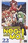 Le Maître magicien Negima ! Tome 22 par Akamatsu