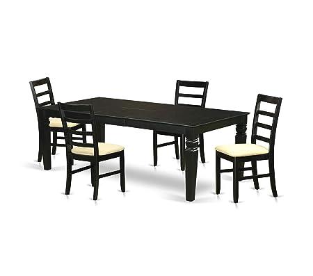 Еаst Wеst Furniturе Deluxe Premium Collection - Mesa de Comedor de ...