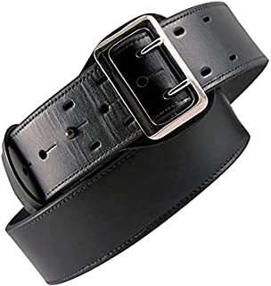 product image for Boston Leather 6500 Serie Belt Sam Br Leather - 6501-1-44