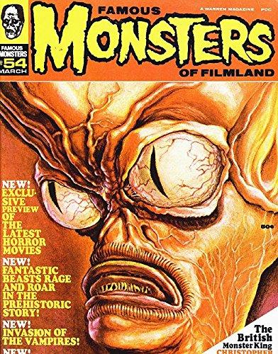 Famous Monsters of Filmland Magazine (1958 series) #54