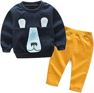 Carter/'s Baby Boys Hooded Pullover//Sweatpants 2-Piece Set Tan//Navy//Orange