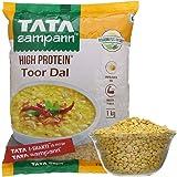 Tata Sampann Pulses Toor Dal, 1kg