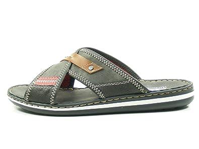5075bf8d5075 Rieker Men  s 21053-45 Mules  Amazon.co.uk  Shoes   Bags