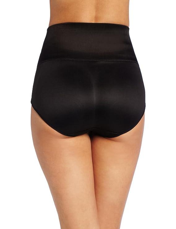 9aee4882b8b94 Heavenly Shapewear Women s High Waist Padded Brief at Amazon Women s  Clothing store  Padded Panites