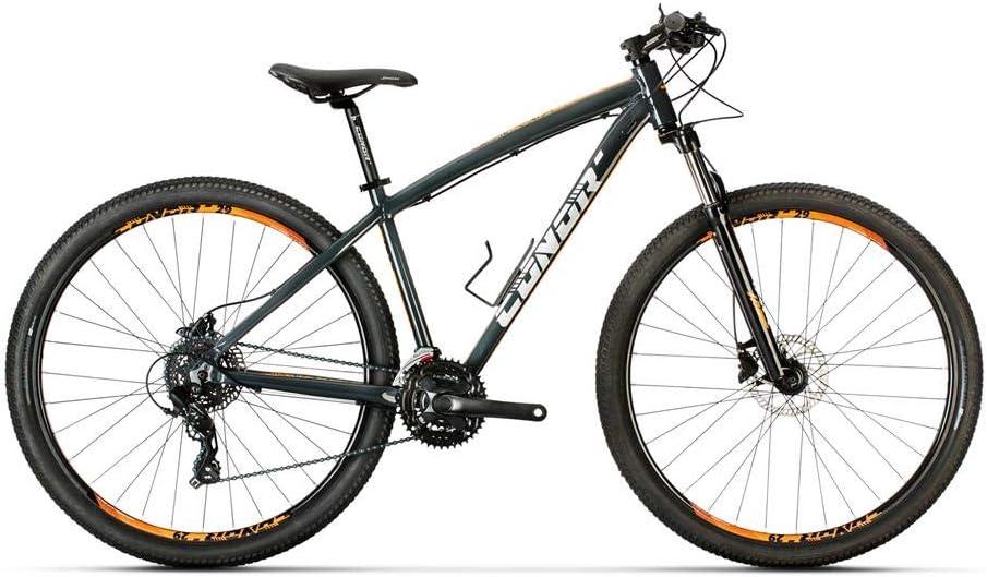 Conor Bicicleta 6700. Bicicleta de montaña con Dos Ruedas. Bici Ejercicio Adultos. Bike Ciudad. Ruedas 29 Pulgadas. 7 velocidades.