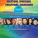 (31) Galatians-Ephesians-Philippians-Colossians, The Word of Promise Next Generation Audio Bible: ICB |  Thomas Nelson, Inc.