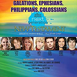 (31) Galatians-Ephesians-Philippians-Colossians, The Word of Promise Next Generation Audio Bible