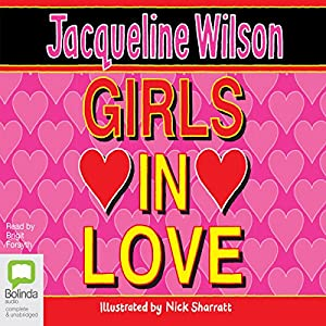 Girls in Love Audiobook