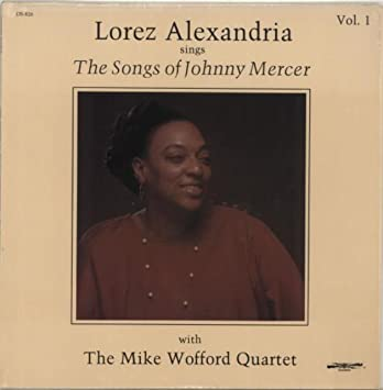 Johnny Mercer, vocals Lorez Al...
