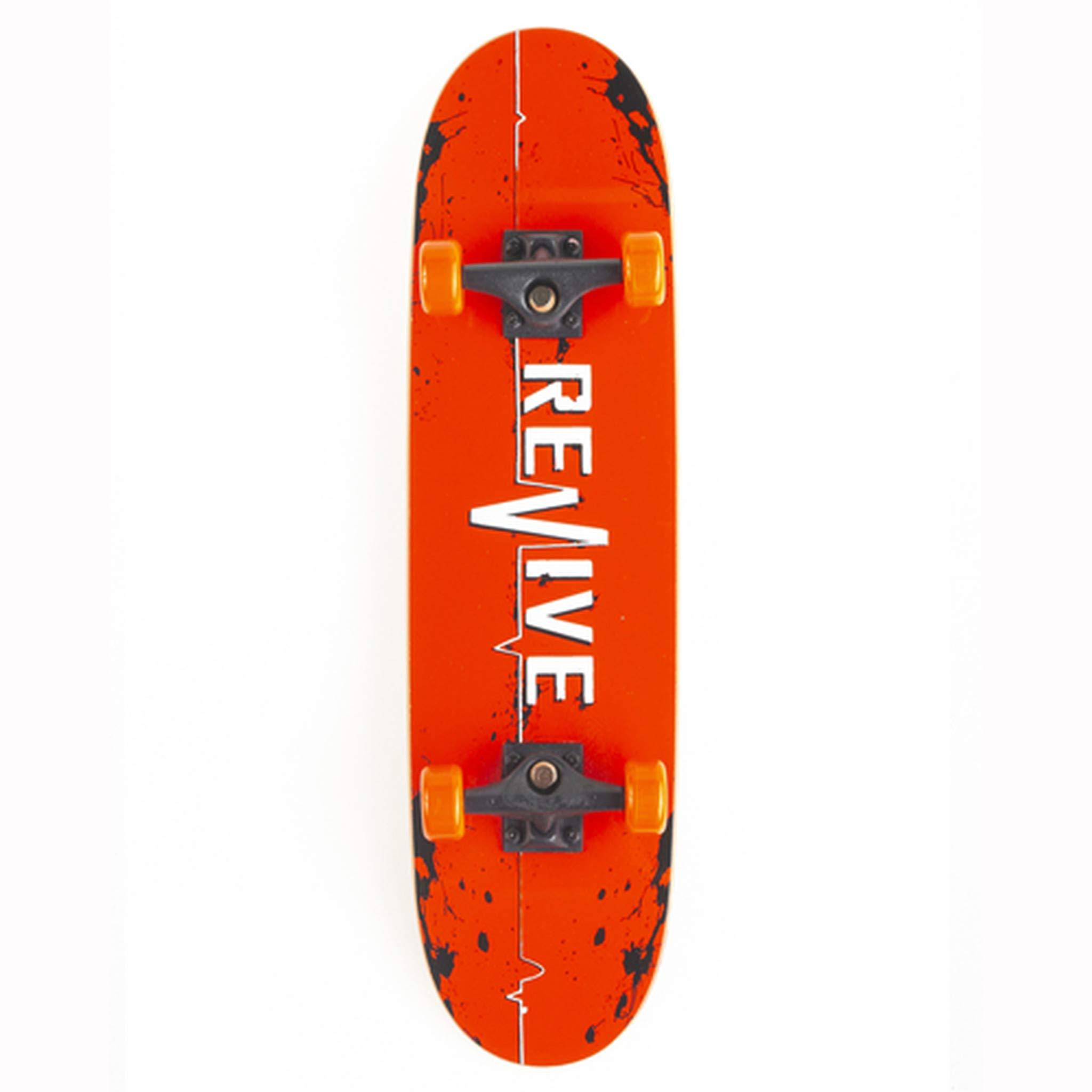 Revive Handskate Handboard (Red Lifeline) by Revive Skateboard