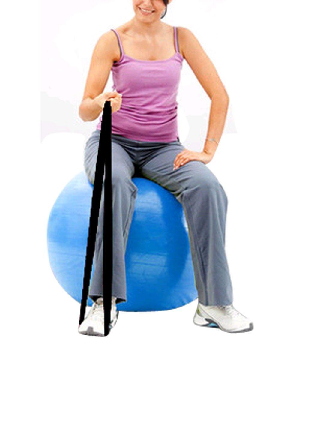 Amazon.com : DealMux Nylon Gym Exercício duplo D Anel Figura ...