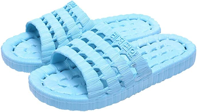 Outdoor Men/'s  Summer Soft Non-slip Home Bathroom Flip-flops Sandals Slippers UK