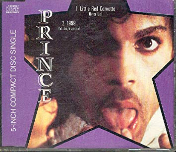 Prince Little Red Corvette Amazoncom Music