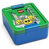 Lego Contenitore per Pane Iconic, Ragazzo, Blu, Taglia Unica
