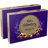 Cadbury Rich Dry Fruit Collection, 120g (Pack of 2)