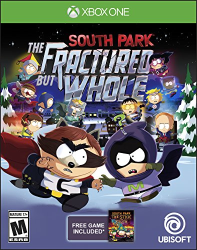South Park: The Fractured but Whole - Xbox One Digital Code by Ubisoft