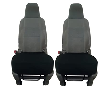 Marvelous Amazon Com Seat Covers Pair Neoprene Bottom Only For 2000 Machost Co Dining Chair Design Ideas Machostcouk