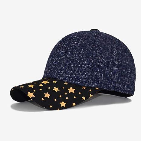 HANOB Sombrero Gorras Gorra De Béisbol para Mujer Sombreros para ...