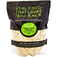 Honest to Goodness Organic 5 Grain Goodness, 850g