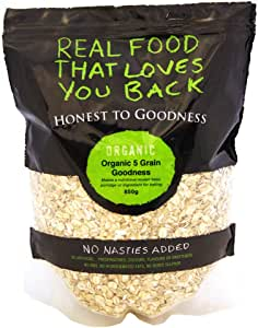 Honest to Goodness Organic 5 Grain Goodness, 850g