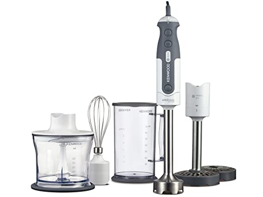 465 opinioni per Kenwood Mixer ad immersione HDP404WH Triblade