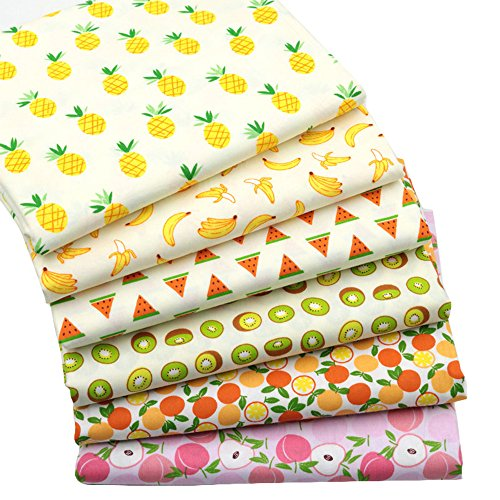 n Fat Quarters Fabric Bundles,Quilting Fabric for DIY Sewing Crafts,18