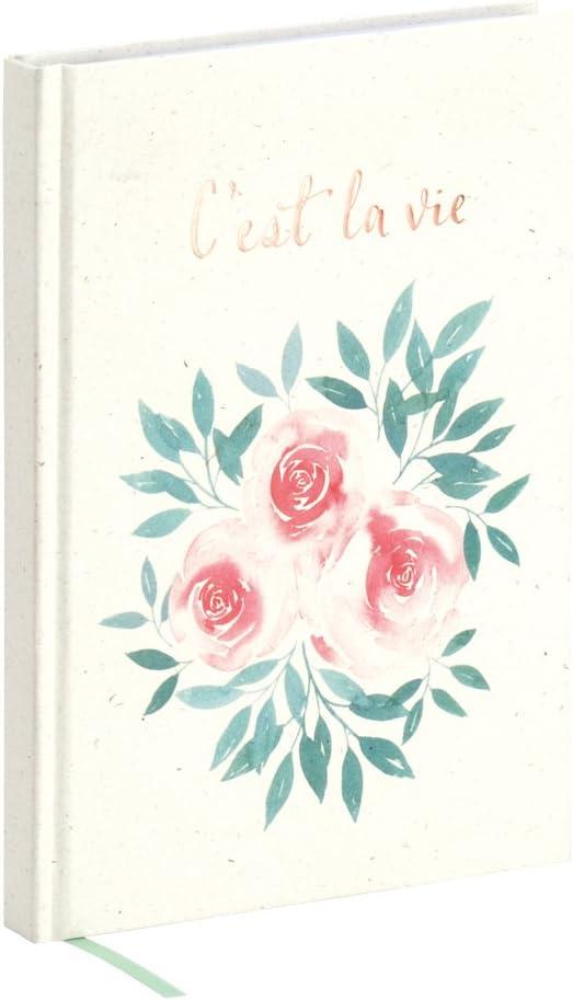 R/össler Papier Notiz-Buch f/ür Bullet Planning My Journal Kollektion Grau Marmora Tagebuch verschiedene Ausf/ührungen 192 Seiten Gr/ö/ße A5 punktkarriert