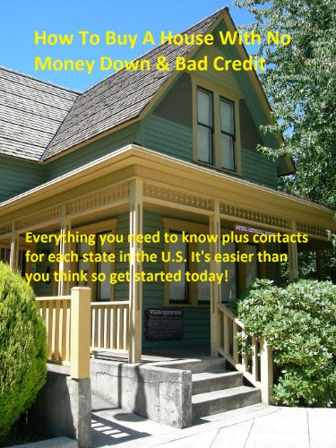How To Buy A House With No Money Down U0026 Bad Credit By [Shelton, Pictures