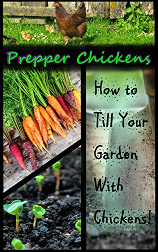 Prepper Chickens: How to Till Your Garden with Chickens! by [Homesteads, Krystal]