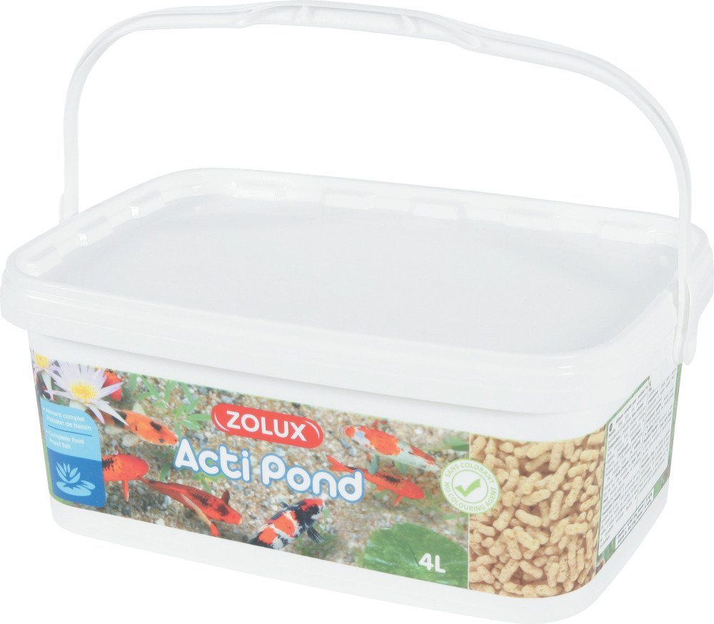 Zolux Acti Pond Stick Aliment Complet pour Poisson de Bassin 41 L 396510