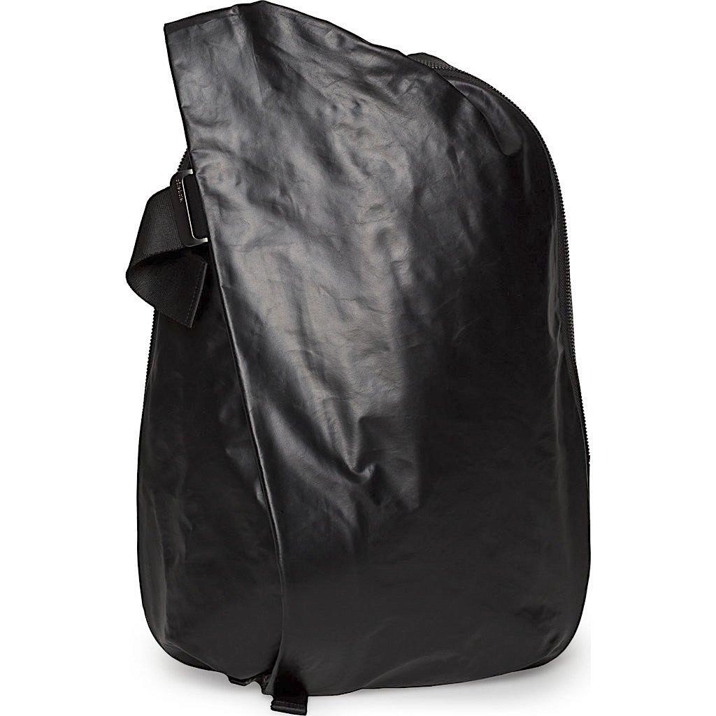 コートエシエル バックパック Isar Rucksack Suede Black (13-15インチ) 28525 [並行輸入品] B076Y3QXVX