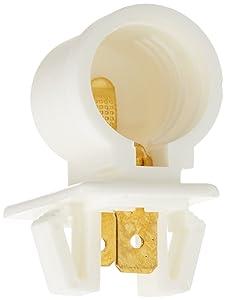 Frigidaire 297139501 Light Socket Unit