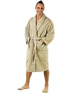 0c5362a085 Comfy Robes Men s 16oz Turkish Terry Bathrobe at Amazon Men s ...