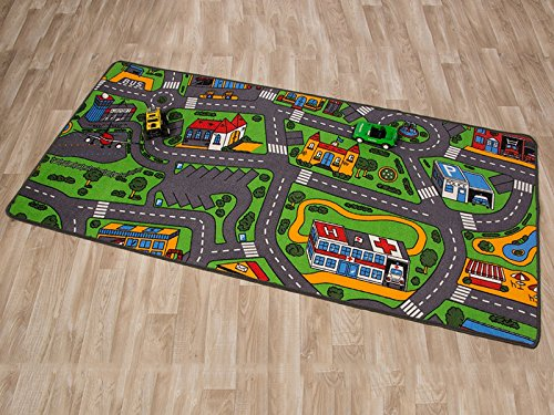 excellent tapis de jeux trafic tapis circuit m x m with. Black Bedroom Furniture Sets. Home Design Ideas