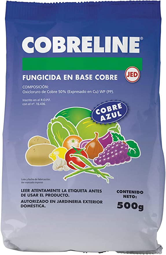 MASSÓ Fungicida Cobreline 500 g
