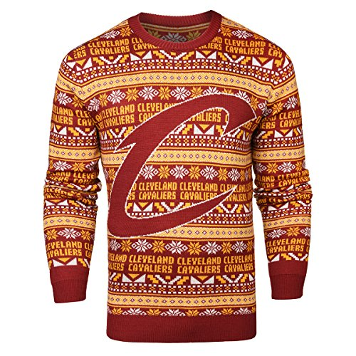 Cleveland Cavaliers Aztec Sweater