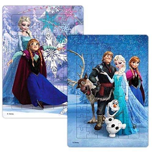 Price comparison product image Disney Princess 54 Piece Jigsaw Puzzle Set of 2 (Fz54-2)