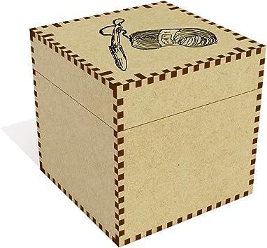 Grande Aguja de Tejer y Lana Joyería Caja (JB00044304): Amazon.es: Juguetes y juegos